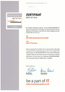 Initiative Mittelstand 2014